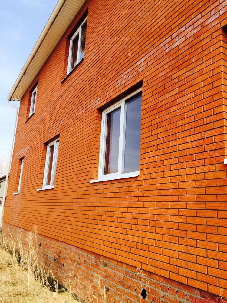 Коттедж 200 кв.м. в Вознесенское пос. (миниатюра №1)