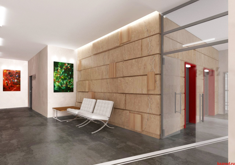 5-ти комнатная квартира 159.8 кв.м. в ЖД «Гринвич», П. Лумумбы, 50 (миниатюра №1)