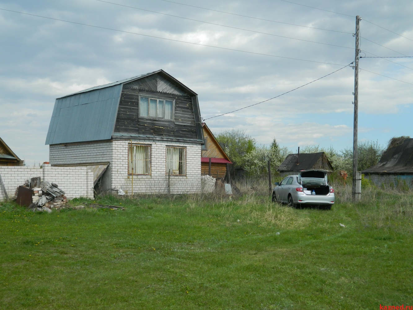 Продам дом Новостройка, д.28, 50 м2  (миниатюра №1)