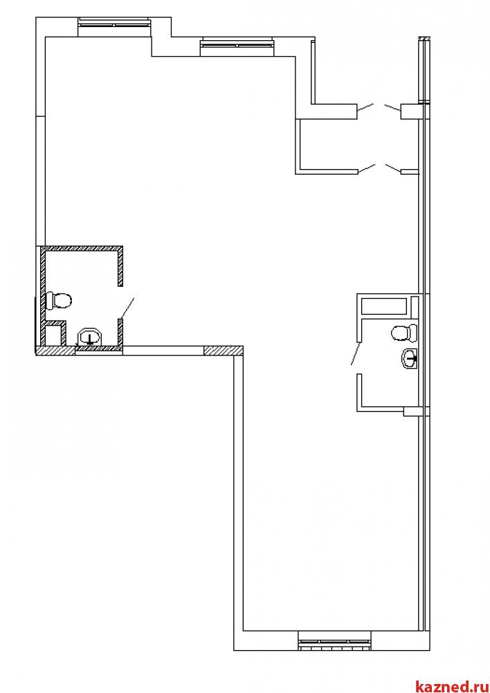 Продажа  офисно-торговые Айвазовского, 16, 93 м²  (миниатюра №2)