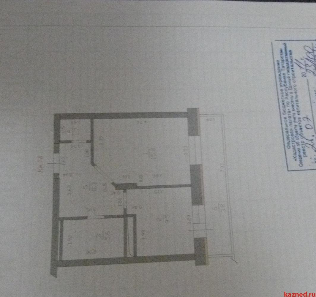 Продажа 1-к квартиры Тыныч д.3, 41 м² (миниатюра №7)
