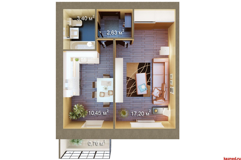 Продажа 1-комн.квартиру Царево, 29 м2  (миниатюра №3)