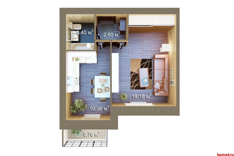 Продажа 1-комн.квартиру Царево, 29 м2  (миниатюра №4)
