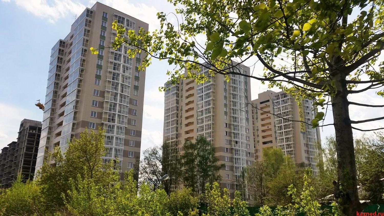 Продажа 1-к квартиры Залесная, 1, 41 м²  (миниатюра №2)