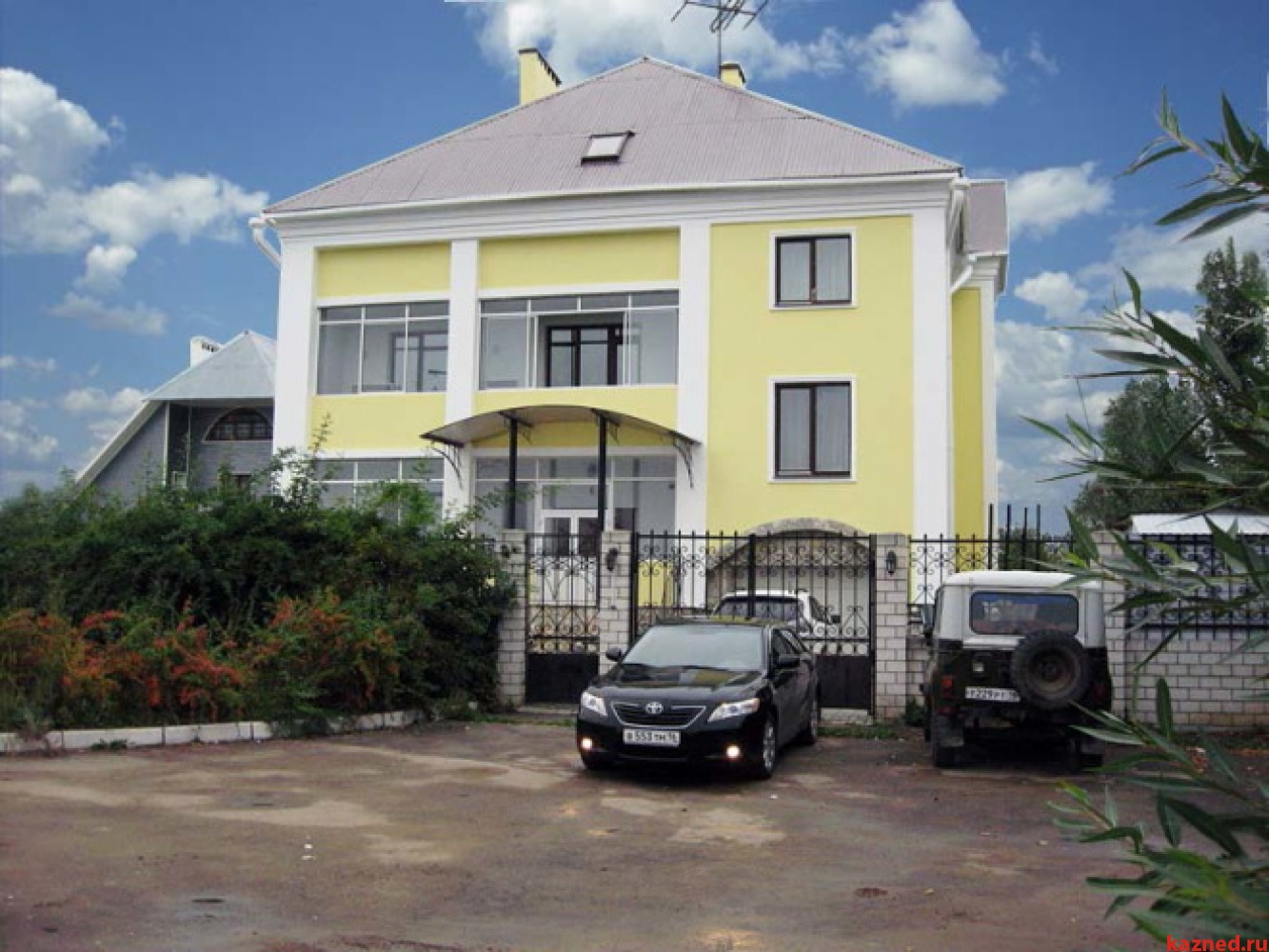 Продажа  дома Водников 50а, 600 м2  (миниатюра №1)