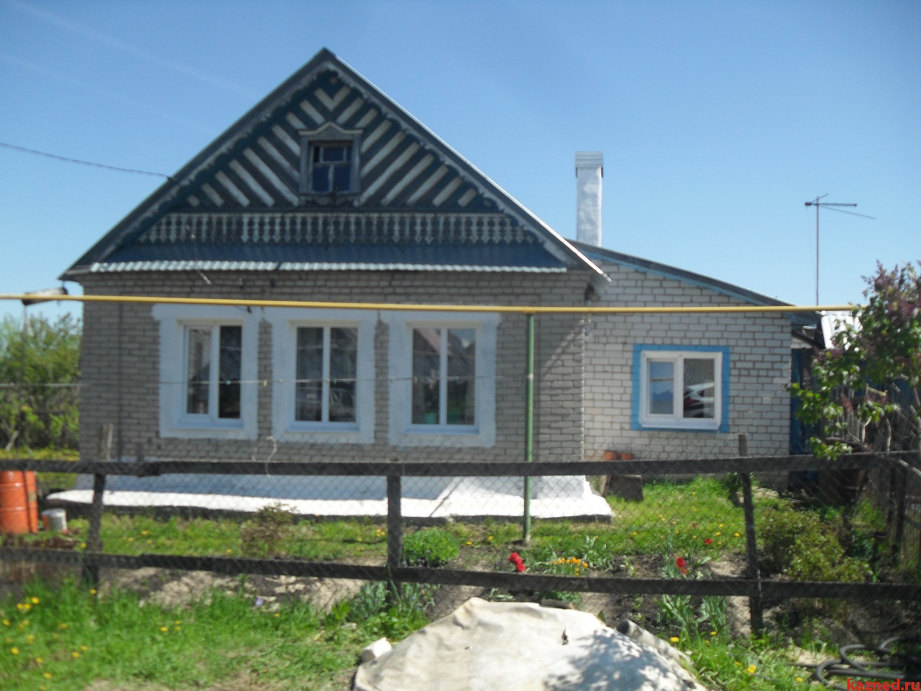 Продам дом пос. Борисоглебское, ул. Заречная, 50 м2  (миниатюра №7)