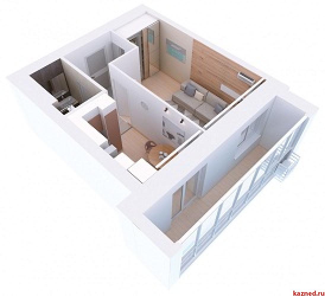 Продажа 1-к квартиры Мамадышский тракт, 3, 36 м2  (миниатюра №5)