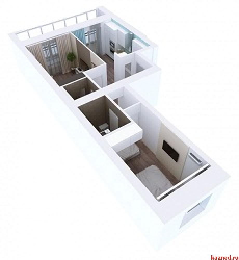 Продажа 2-к квартиры Мамадышский тракт, 3, 54 м²  (миниатюра №6)