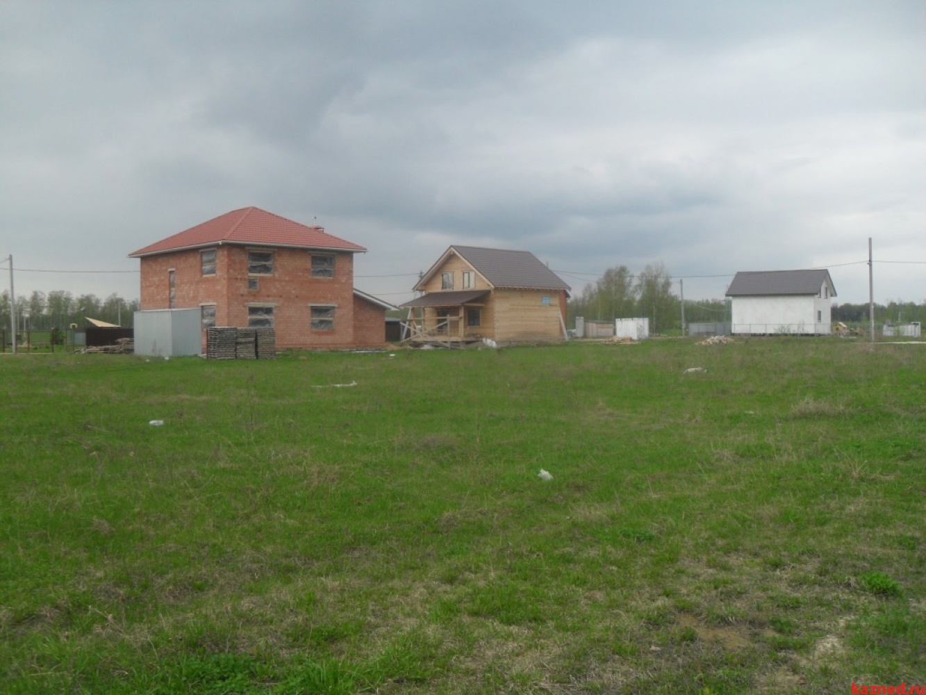 Продажа  Участка село Ново Чувашский, 1 сот.  (миниатюра №1)