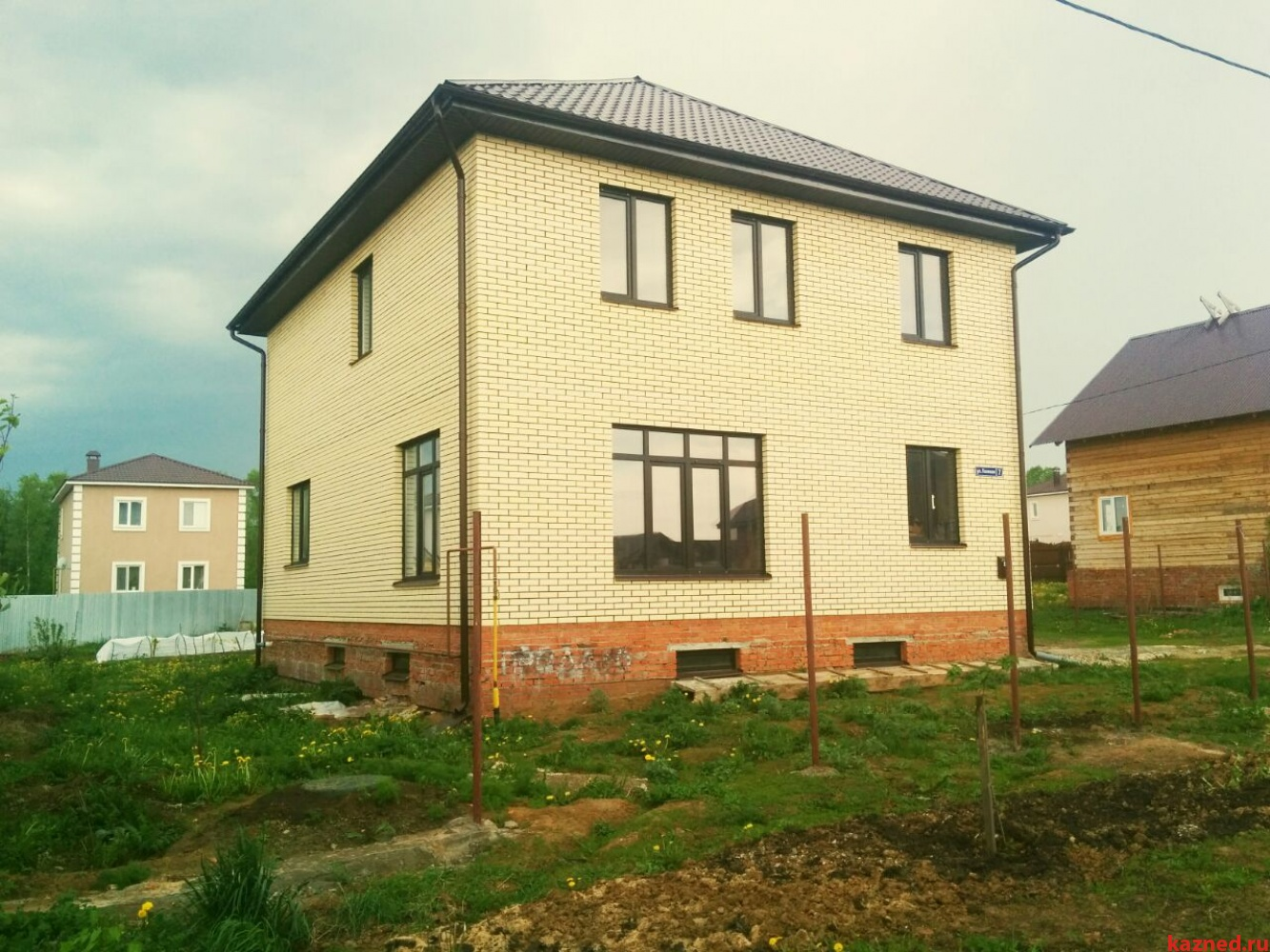Коттедж 175 кв.м. Сокуры с Лаишевский район (миниатюра №9)