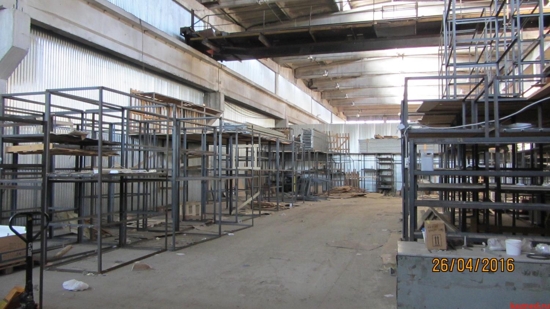 Аренда  склады, производства миля,61, 960 м²  (миниатюра №2)