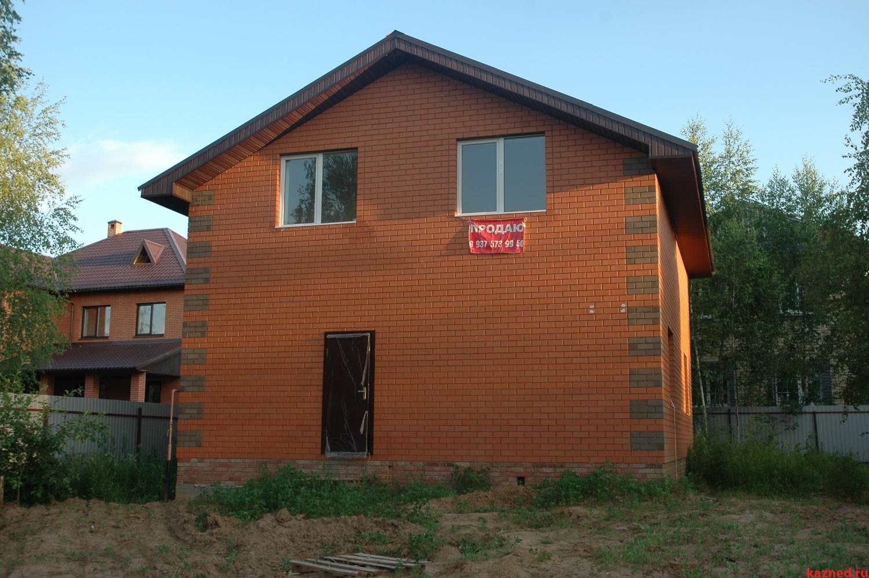 Коттедж 125 м² на участке 5 сот. (миниатюра №1)
