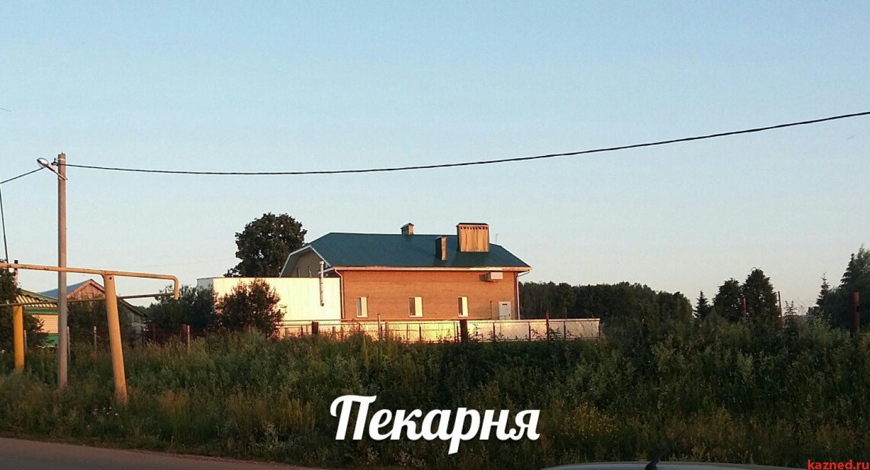 земельный участок с. Большие Кургузи Зеленодольского района  (миниатюра №1)