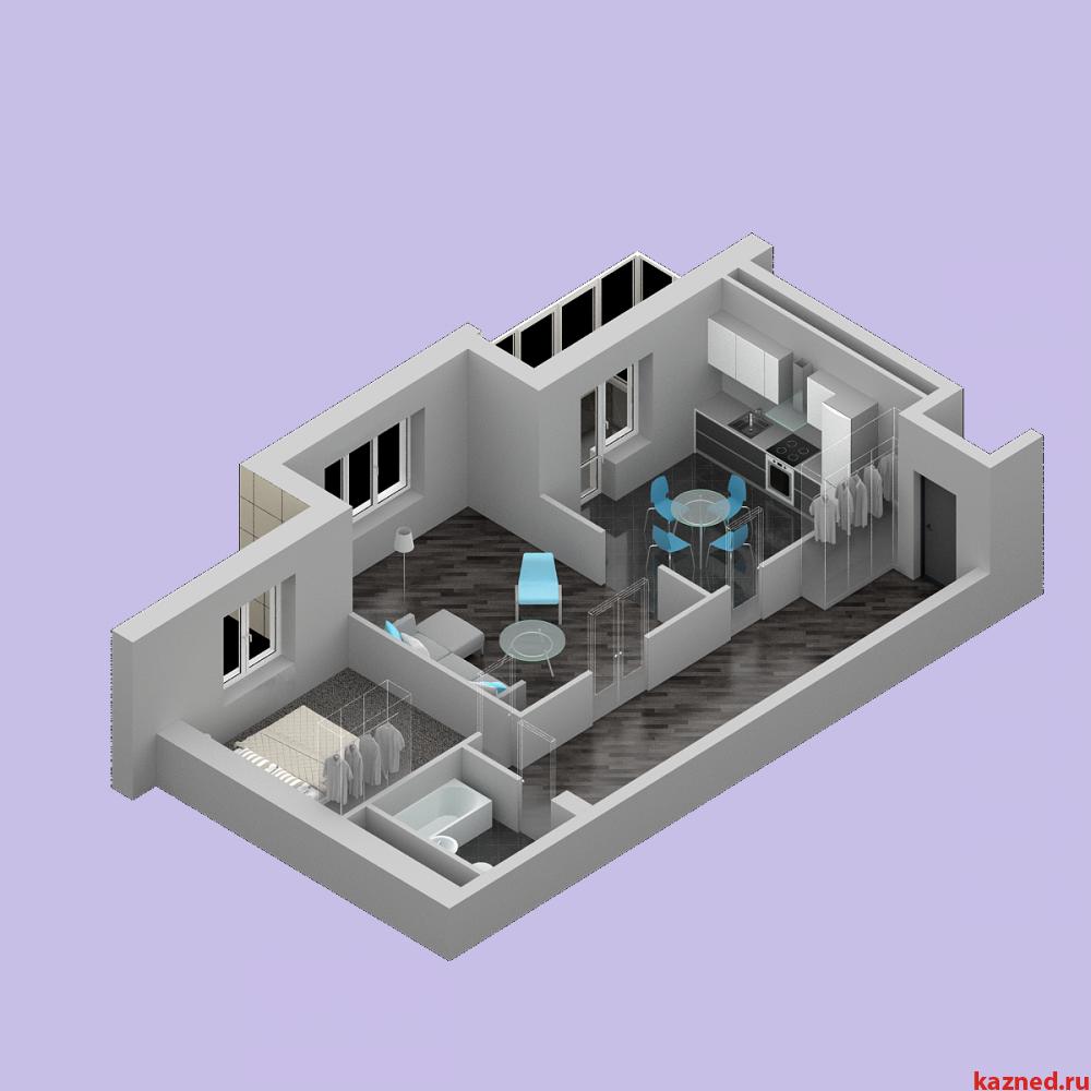 Продажа 2-к квартиры ЖК ИСКРА Шуртыгина д.7, 70 м² (миниатюра №3)