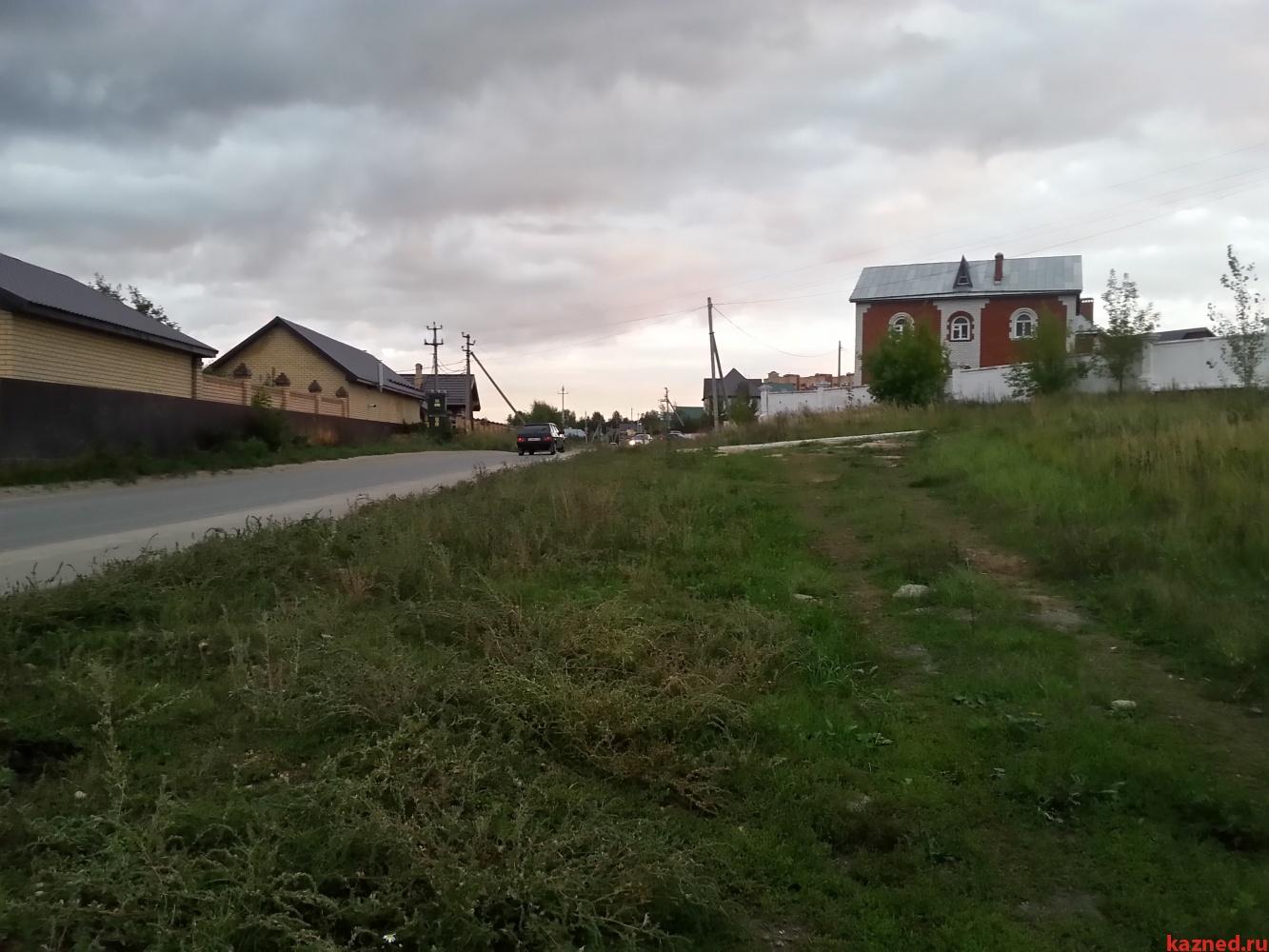 Продаю зем.участок ул.Г.Динмухаметова (миниатюра №1)