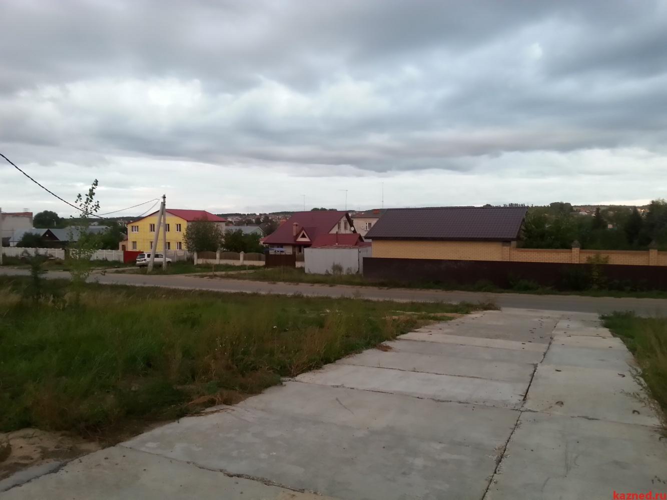 Продаю зем.участок ул.Г.Динмухаметова (миниатюра №2)