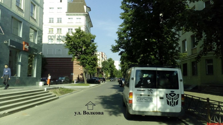 Офис 60 кв.м. ул. Лесгафта (миниатюра №3)