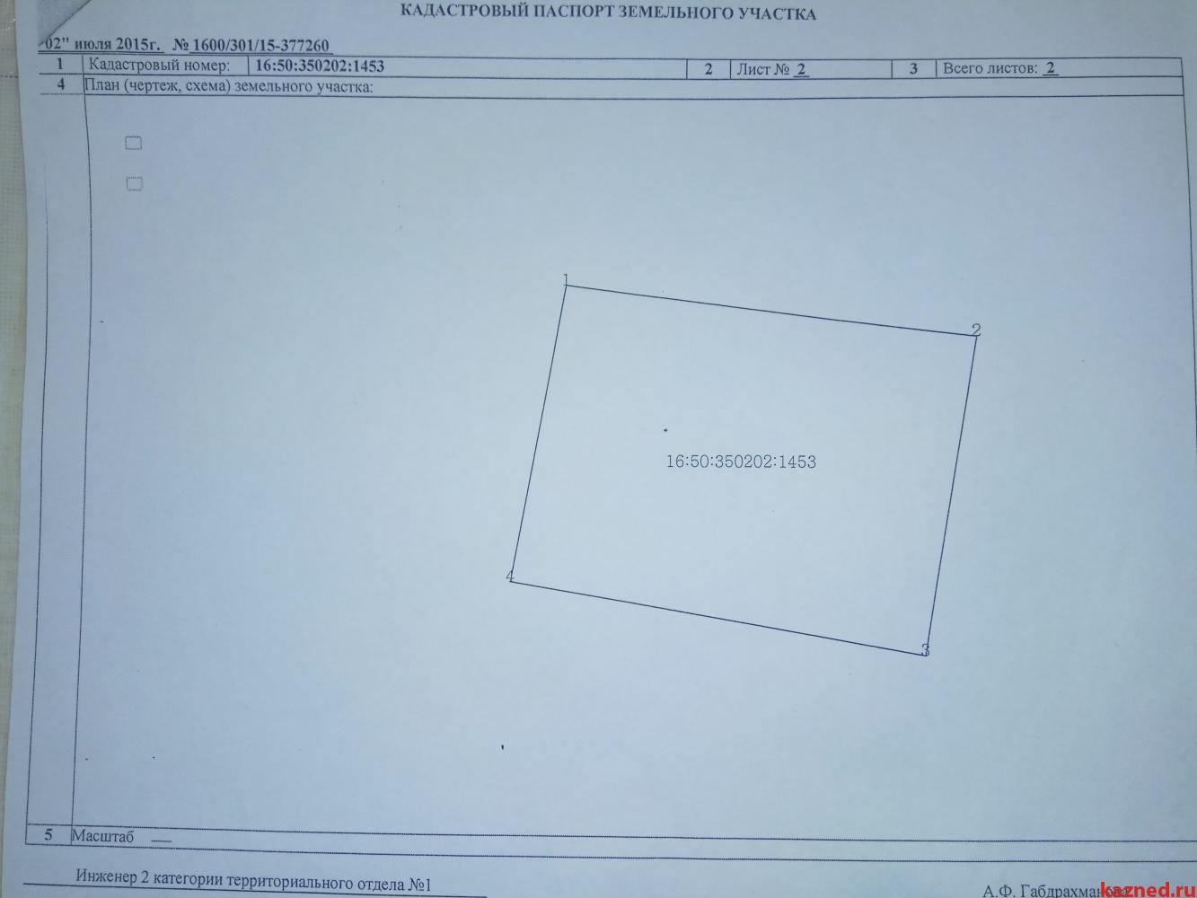 Продажа  участка Центральная 80, Салмачи, 7 сот.  (миниатюра №11)
