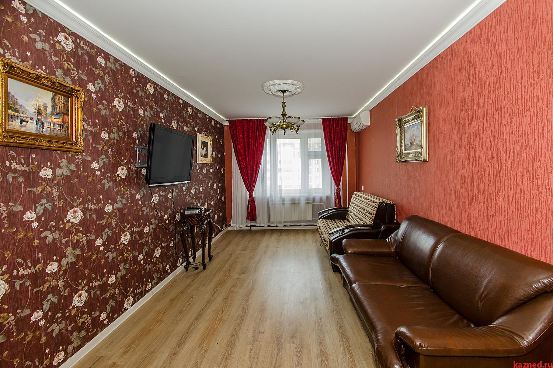 Посуточная аренда 3-к квартиры Чистопольская 43, 80 м² (миниатюра №1)
