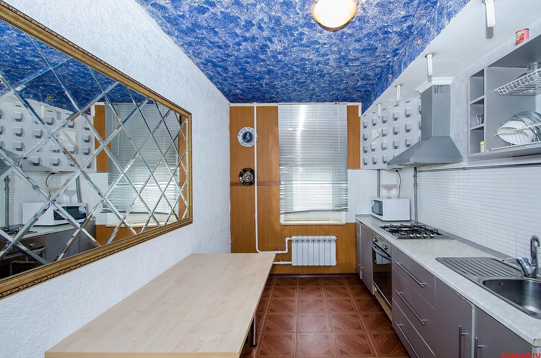 Посуточная аренда 3-к квартиры Чистопольская 43, 80 м² (миниатюра №5)