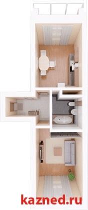 Продажа 1-к квартиры Камая, д.8, 1 очередь, 55 м²  (миниатюра №4)