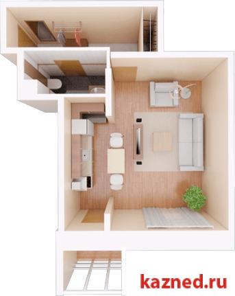 Продажа 1-к квартиры Камая, д.8, 1 очередь, 49 м²  (миниатюра №3)