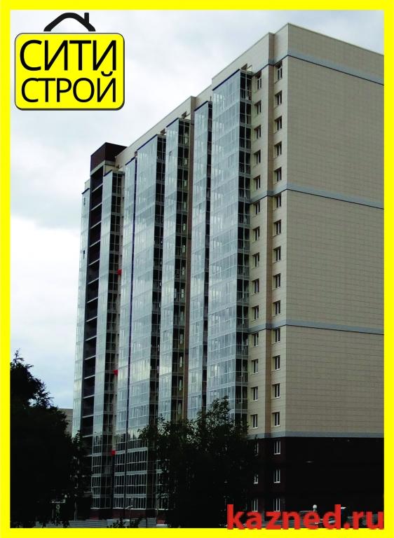 Продажа 1-к квартиры Камая, д.8а, 2 очередь, 46 м2  (миниатюра №3)