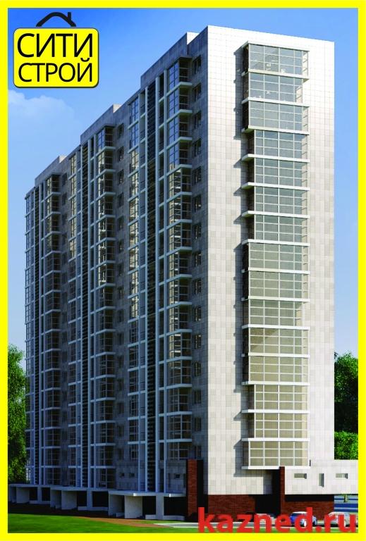Продажа 3-к квартиры Фучика, 14В, 107 м2  (миниатюра №3)