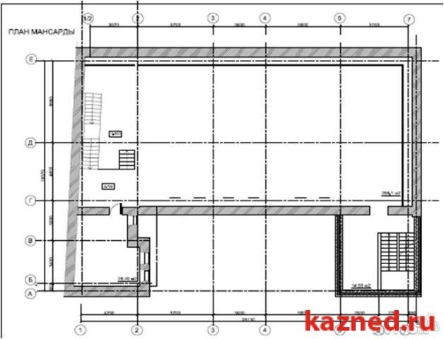 Продажа  офисно-торговые Пушкина, 78, 1039 м² (миниатюра №8)
