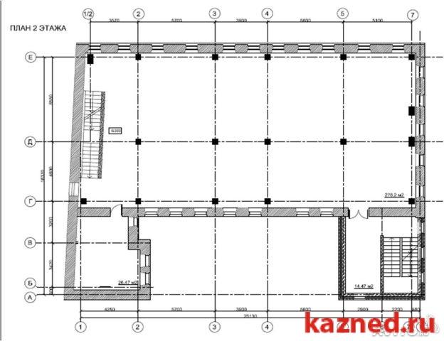 Продажа  офисно-торговые Пушкина, 78, 1039 м² (миниатюра №7)