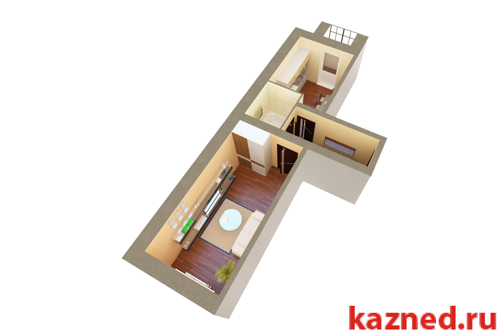 Продажа 1-к квартиры , 37 м2  (миниатюра №5)