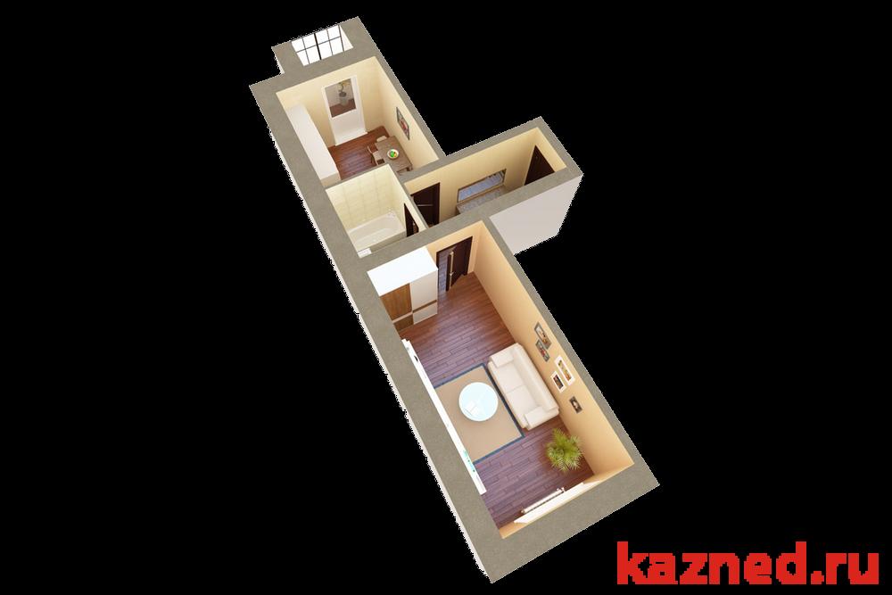 Продажа 1-к квартиры , 37 м2  (миниатюра №4)