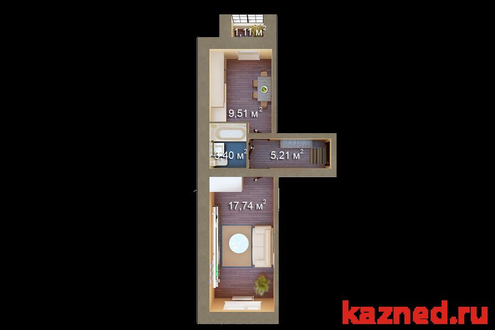 Продажа 1-к квартиры , 37 м2  (миниатюра №7)