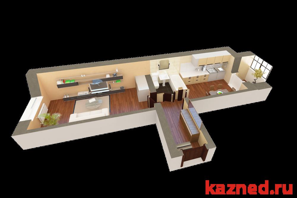 Продажа 1-к квартиры , 37 м2  (миниатюра №9)