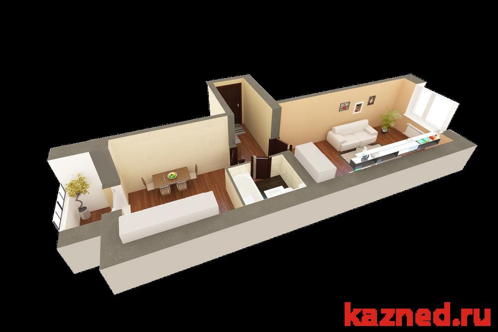 Продажа 1-к квартиры , 37 м2  (миниатюра №8)