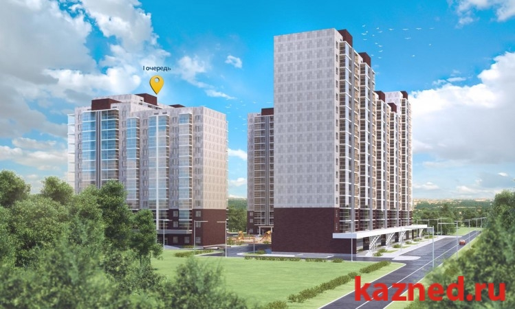 Продажа 2-к квартиры Камая, 72 м2  (миниатюра №1)