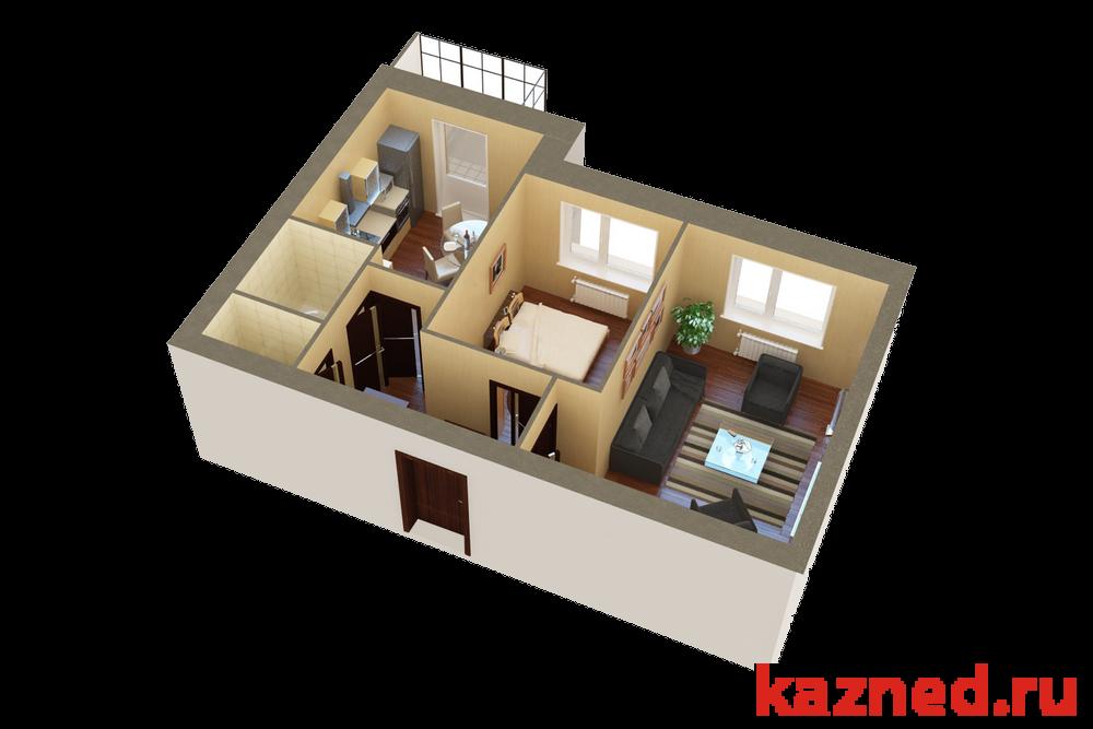 Продам 2-к квартиру в новостройке ЖК Царево (миниатюра №3)