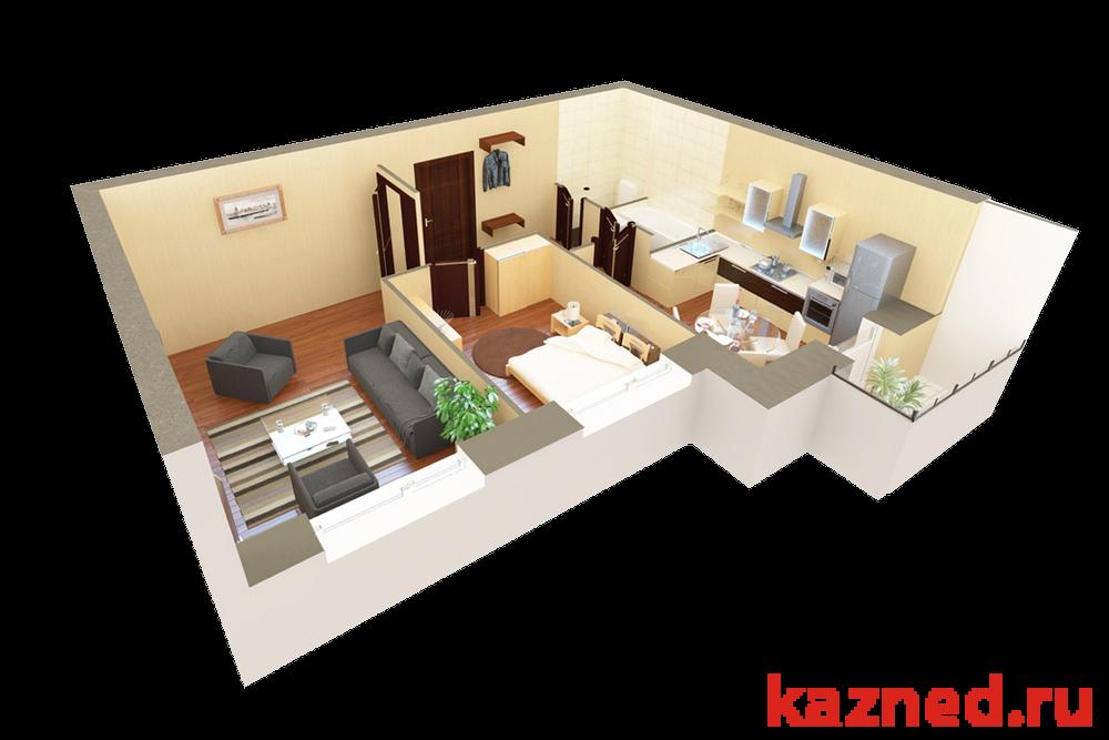 Продам 2-к квартиру в новостройке ЖК Царево (миниатюра №4)