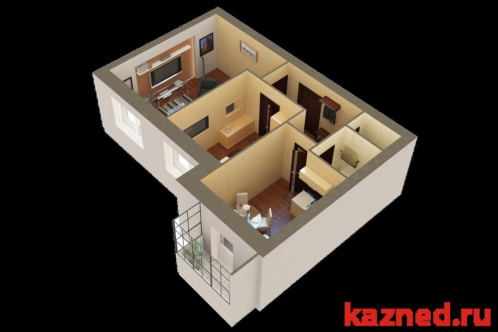 Продам 2-к квартиру в новостройке ЖК Царево (миниатюра №1)