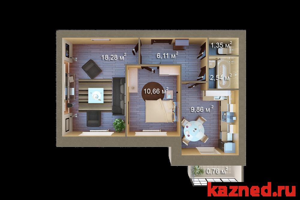 Продам 2-к квартиру в новостройке ЖК Царево (миниатюра №2)