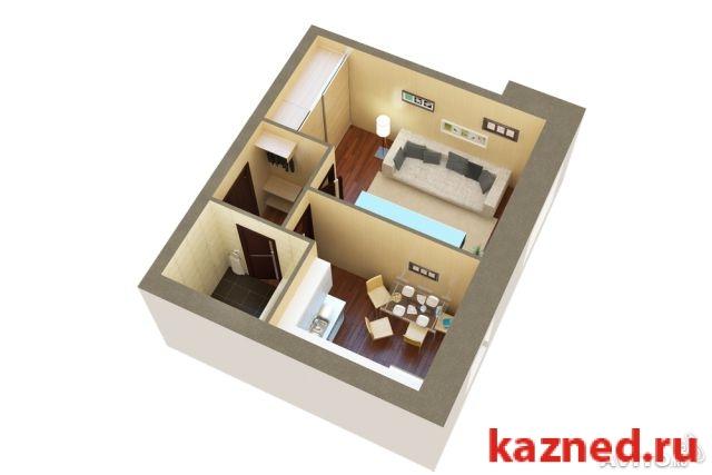Продам 1-к квартиру в Доме № 1 (миниатюра №3)