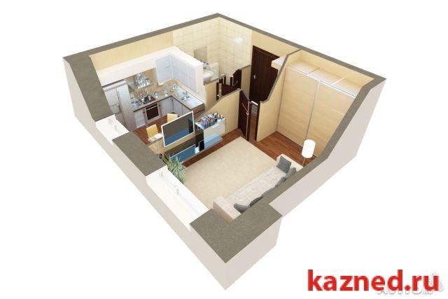 Продам 1-к квартиру в Доме № 1 (миниатюра №2)