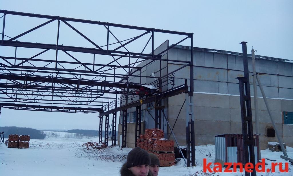 Продам склад, производство, 2096 м2  (миниатюра №7)