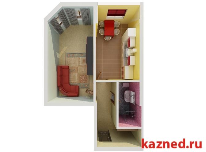 Продажа 1-к квартиры жк светлый, 53 м2  (миниатюра №1)