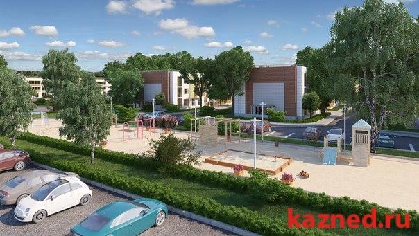 Продажа 1-к квартиры ЖК Царево, 37 м2  (миниатюра №1)