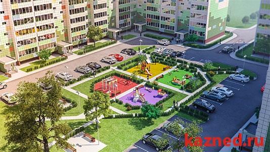 Продажа 1-к квартиры Пр Строителей, 48 м2  (миниатюра №2)