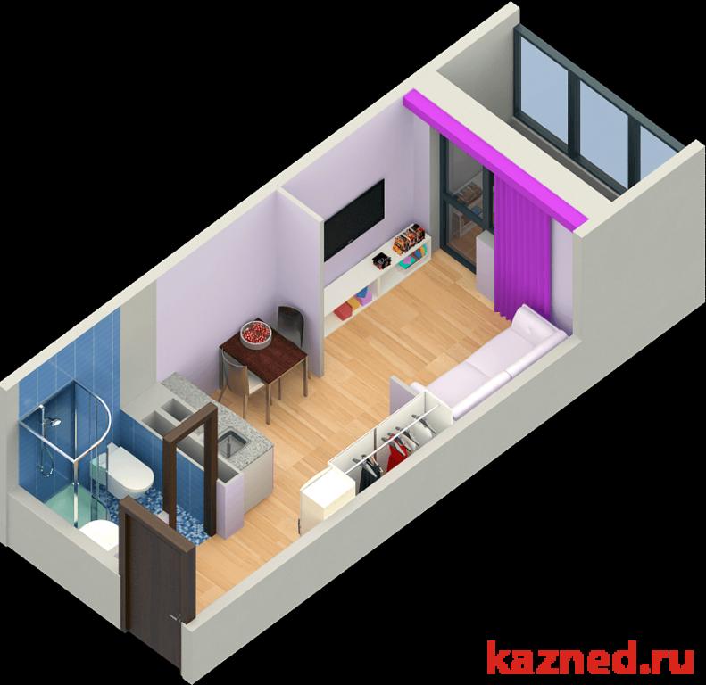 Продажа 1-к квартиры Пр.Строителей, 20 м² (миниатюра №1)
