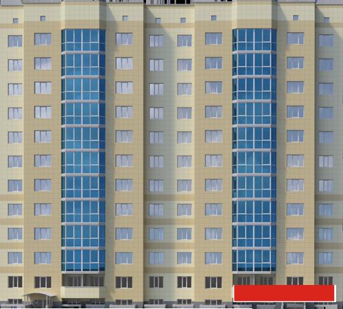 Продажа 2-к квартиры , 66 м²  (миниатюра №1)