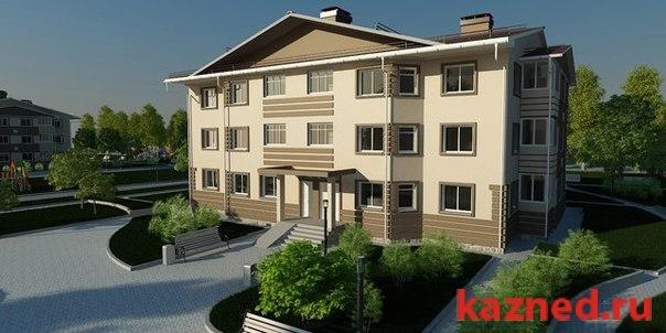 Продажа 1-к квартиры , 50 м² (миниатюра №1)