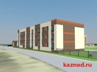 Продажа 2-к квартиры 15 мин  от м. Авиастроительная, 60 м² (миниатюра №1)